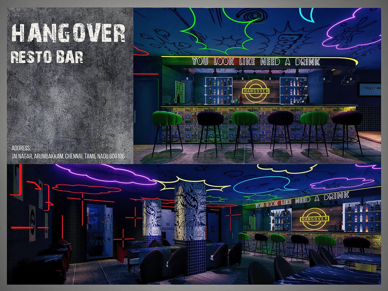 Hangover – Restro Bar